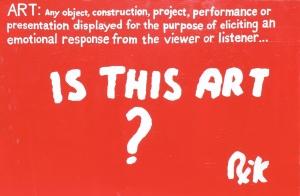 Art pregunta